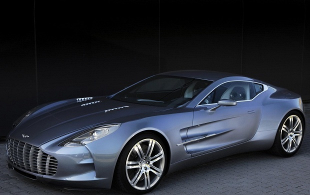 Aston Martin One 77 - 2010 (click to view)