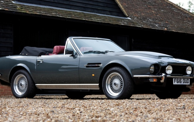Aston Martin Prince Of Wales (click to view)