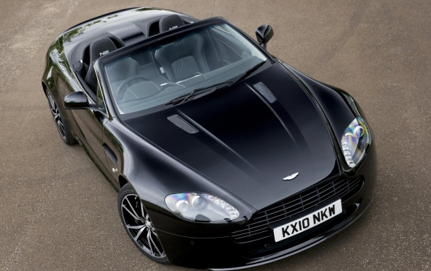 Aston Martin V8 Vantage N420 Roadster - 2011 (click to view)
