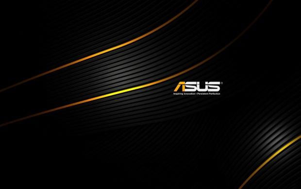 Asus Laptop Wallpaper: Asus Black Background Wallpapers