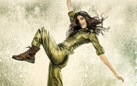 Athiya Shetty First Look Of Hero 2015