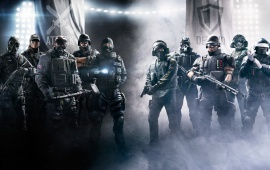 Attack And Defend Tom Clancy's Rainbow Six Siege