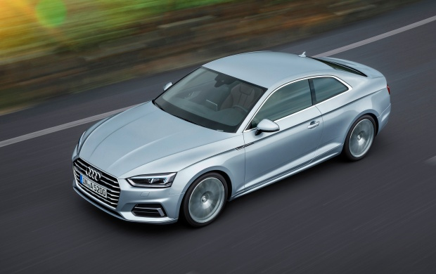 Audi A5 Coupe 2016 (click to view)