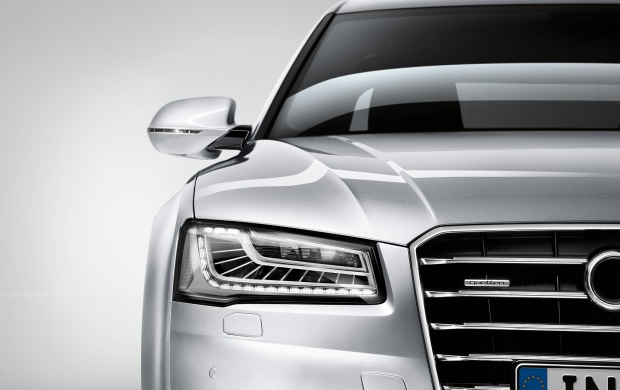 Audi A8 Hybrid 2015 (click to view)