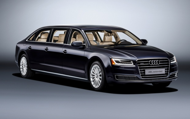 Audi A8 L Extended 2016 (click to view)