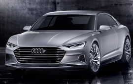 Audi Prologue Concept 2015