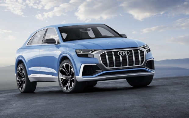 Audi Q8 2017 (click to view)