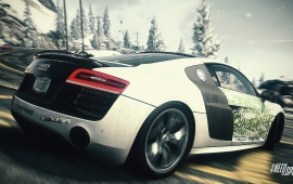 Audi R8 Drift Need For Speed Rivals Game