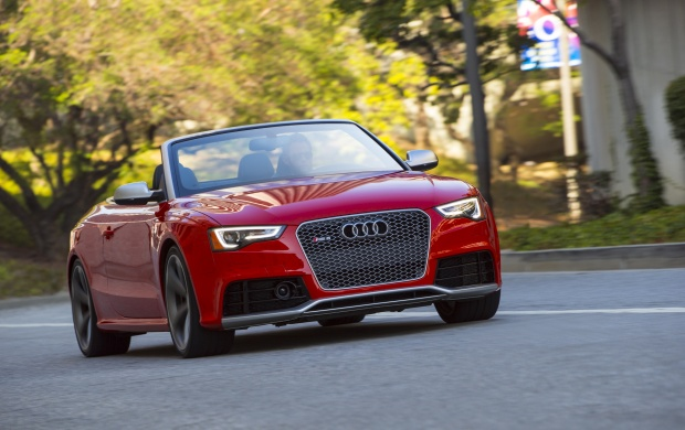 Audi RS5 Cabriolet USA Version 2013 (click to view)