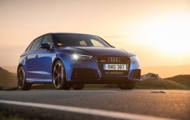 Audi RS 3 Sportback UK Version 2015