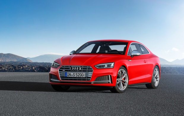 Audi S5 Coupe 2017 (click to view)