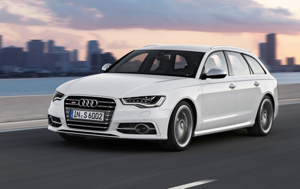 Audi S6 Avant (click to view)
