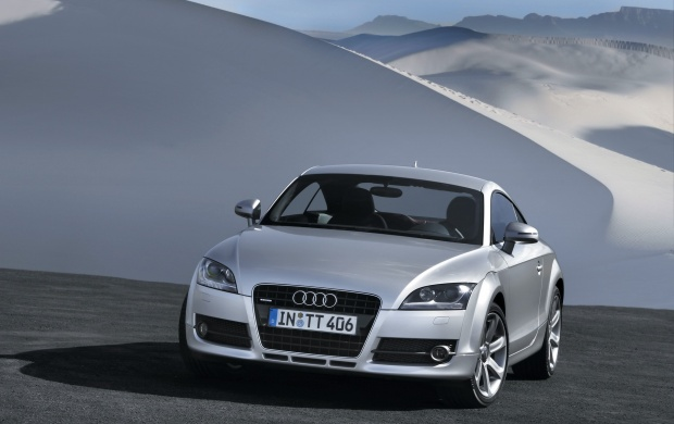 Audi TT 2007 Front (click to view)