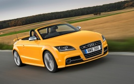 Audi TTS Cabriolet Limited Edition 2013