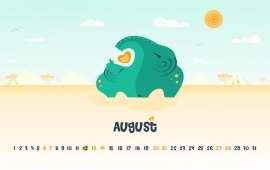 August 2016 Elephant Time