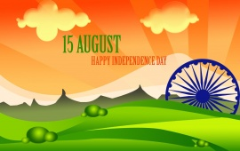 August Independence Day