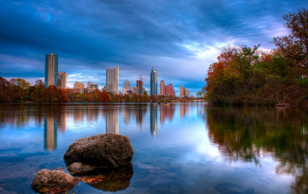 Austin Texas Skyline (click to view)