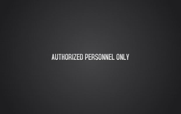 Authorized Personnel Only (click to view)