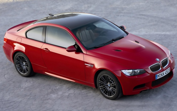 Autos BMW M6 Coupe Widescreen (click to view)