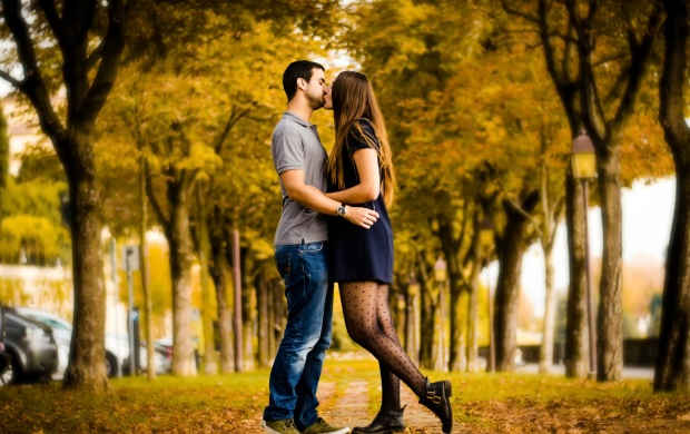 Autumn Love Kiss (click to view)