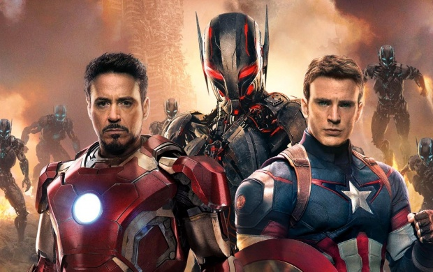 Avengers: Age Of Ultron 2015 (click to view)