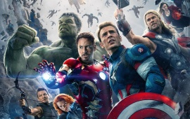 Avengers Age Of Ultron 2015 Superhero