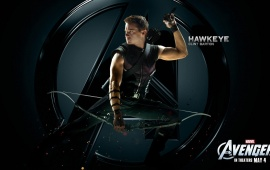 Avengers Movie In Hawkeye