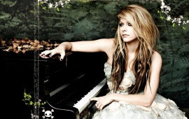 Avril Lavigne Goodbye Lullaby Album