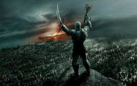 Azog The Defiler In The Hobbit 2014