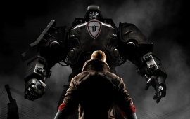 B.J. Blazkowicz Wolfenstein The New Order