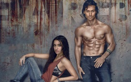 Baaghi First Look