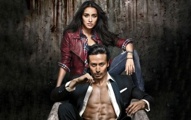 Baaghi Posters