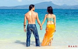 Baaghi Tiger Shroff And Shraddha Kapoor