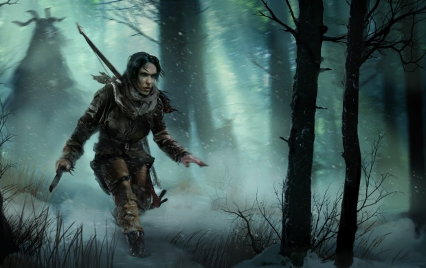 Baba Yaga Rise Of The Tomb Raider (click to view)