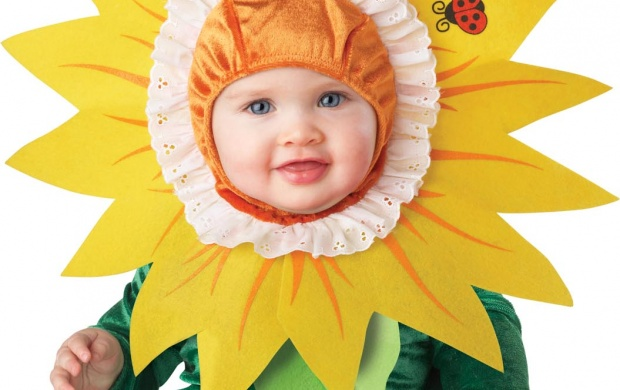 Baby Silly Sunflower Costumber (click to view)