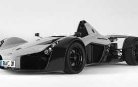 BAC Mono Super Car