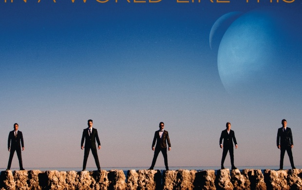 Backstreet Boys In A World Like This Album (click to view)
