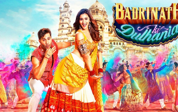Badrinath Ki Dulhania First Look (click to view)