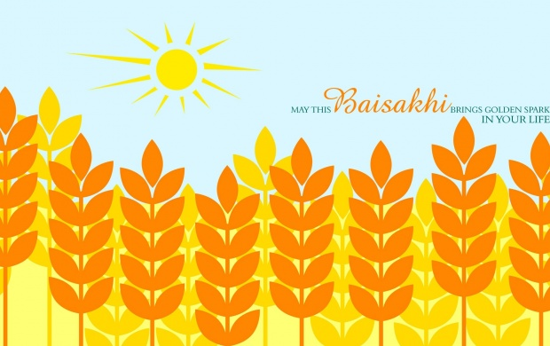 Baisakhi Illustration (click to view)