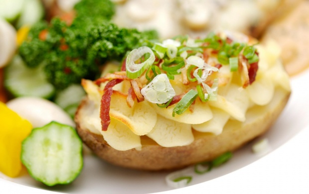 Baked Potato (click to view)