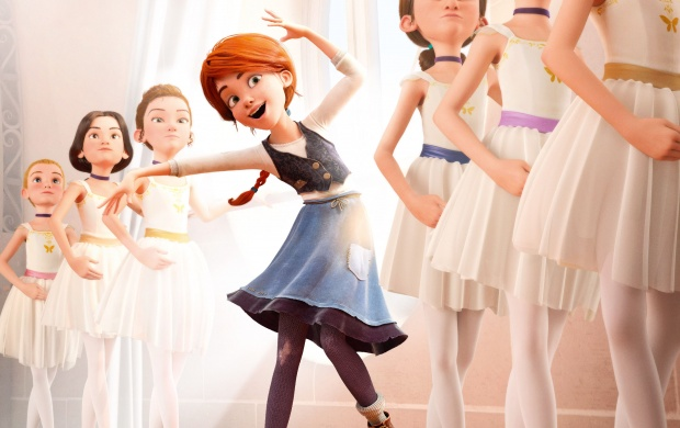 Ballerina the movie click to view