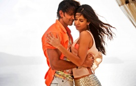 Bang Bang Movie Meherbaan Song Stills
