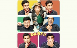 Barfi Movie