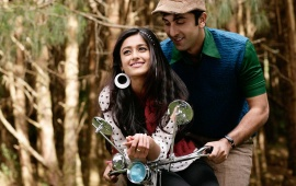 Barfi Movie Stills