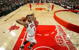 Basketball Derrick Rose