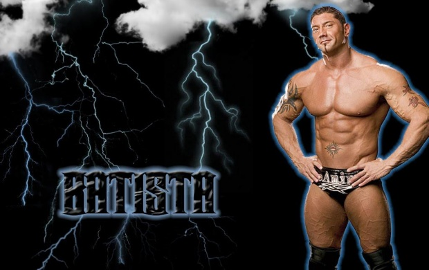 Batista Tattoo WWE (click to view)