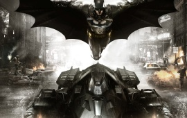 Batman: Arkham Knight 2015 Game