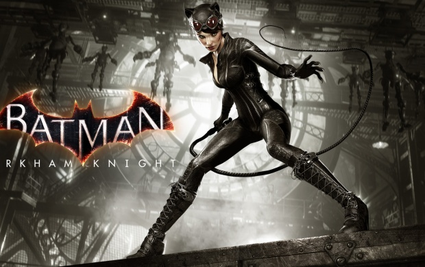 Batman Arkham Knight Catwoman (click to view)