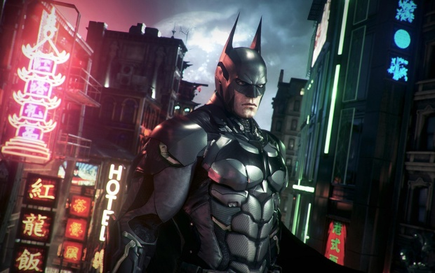 Batman Arkham Knight Screenshot (click to view)