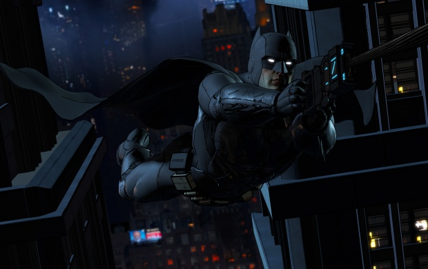 Batman Telltale Game Grappling Gun (click to view)